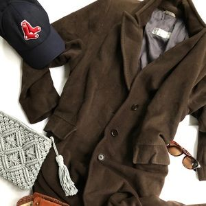 Max Mara Italian duster coat